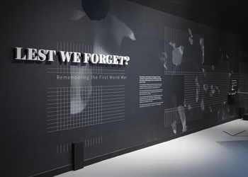 Lest we forget? - Imperial War Museum